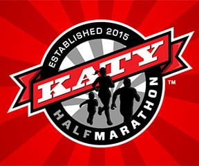 Katy Half Marathon logo on RaceRaves