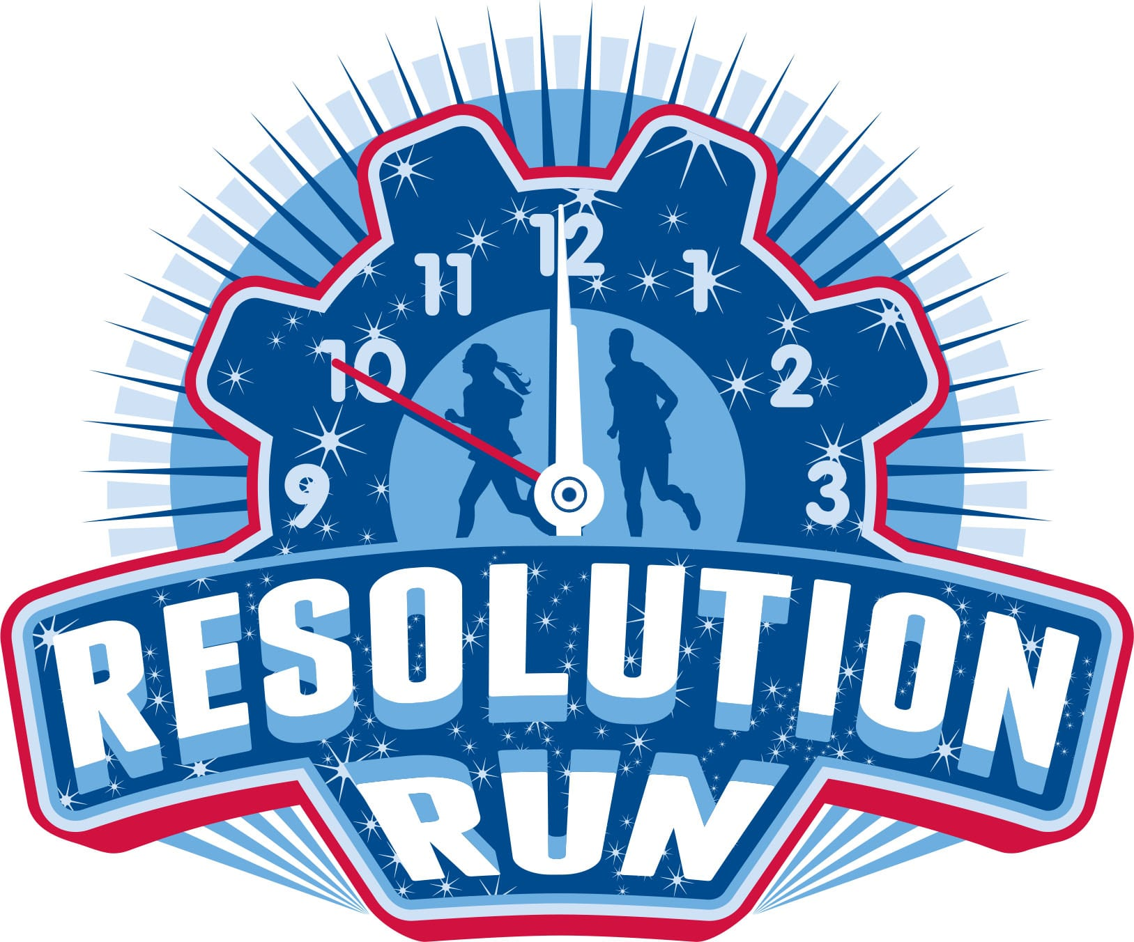 Resolution Run 10K & 5K (Las Vegas, NV) logo on RaceRaves