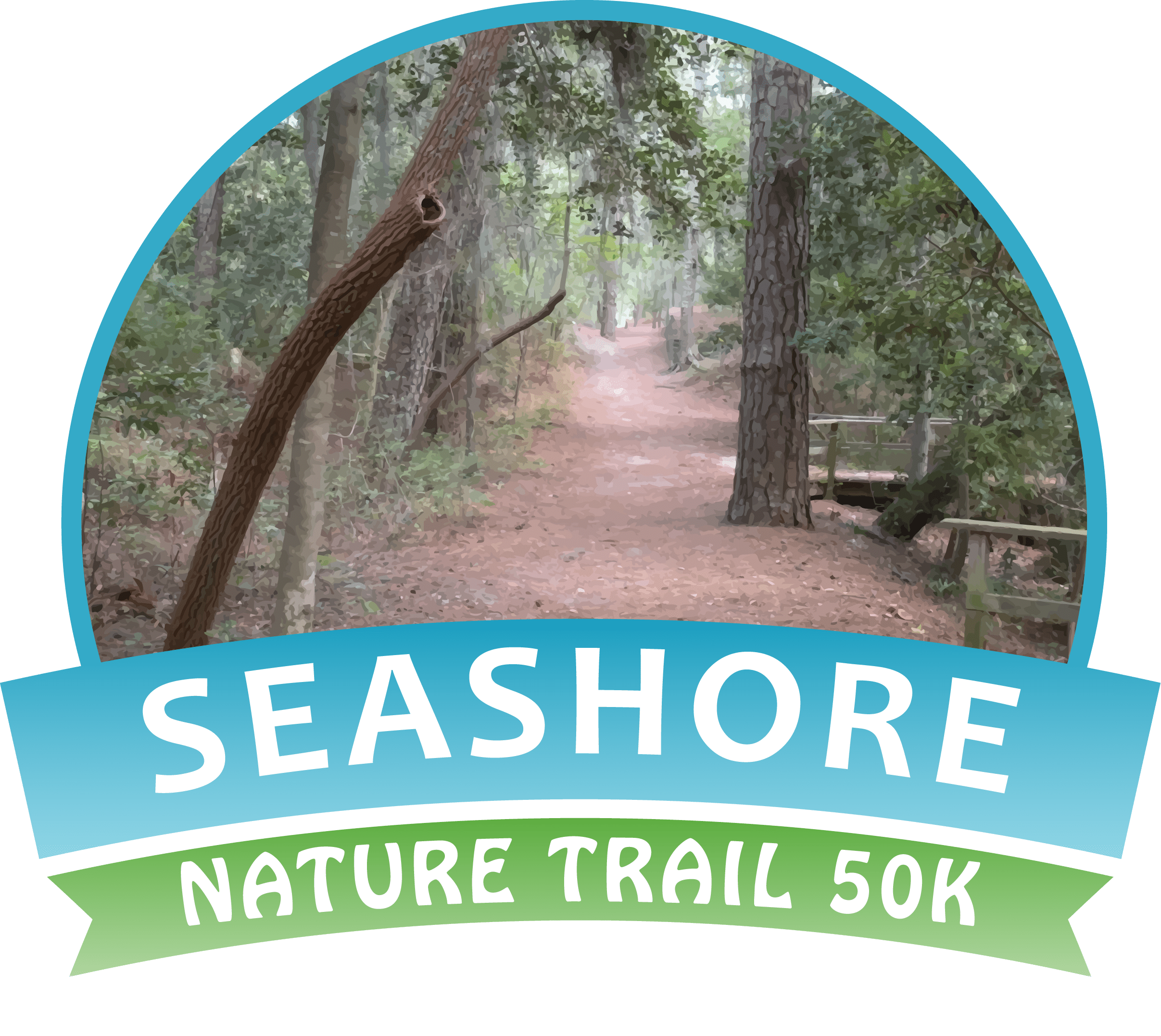 Seashore Nature Trail 50K logo on RaceRaves