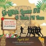 Griffith Luau 5K logo on RaceRaves