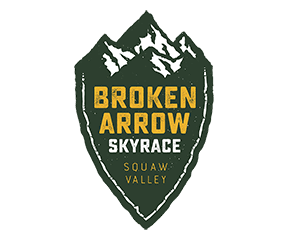 Broken Arrow Skyrace logo on RaceRaves