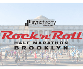 Rock 'n' Roll Brooklyn Half Marathon logo on RaceRaves