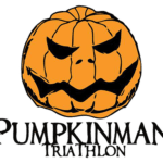 Pumpkinman Triathlon & Run logo on RaceRaves