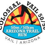 Colossal Vail 50-50 logo on RaceRaves