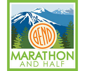 Bend Marathon & Half logo on RaceRaves