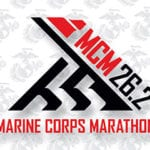 Marine Corps Marathon logo on RaceRaves