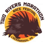 Two Rivers Marathon Race Festival logo on RaceRaves