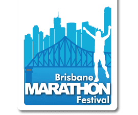 Brisbane Marathon Festival logo on RaceRaves