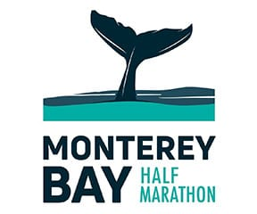 Monterey Bay Half Marathon logo on RaceRaves