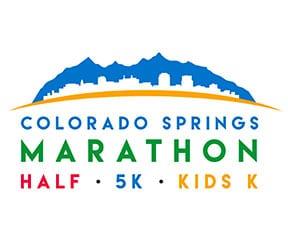 Colorado Springs Marathon, Half Marathon & 5K logo on RaceRaves