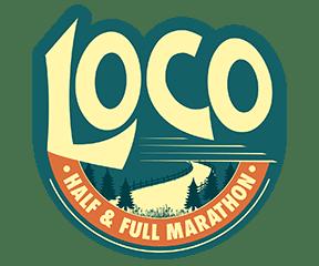 LOCO Marathon logo on RaceRaves