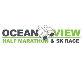 Ocean View Half Marathon & 5K Race (fka Stache Halfe) logo on RaceRaves