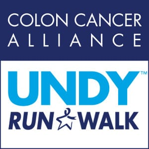 Phoenix Undy RunWalk logo on RaceRaves