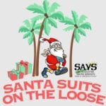 Santa Suits On The Loose logo on RaceRaves