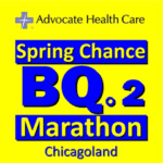 Spring Chance BQ.2 Marathon logo on RaceRaves