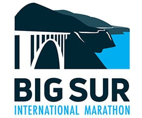 Big Sur International Marathon logo on RaceRaves