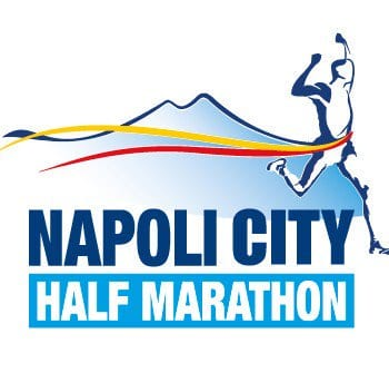 Napoli City Half Marathon logo on RaceRaves