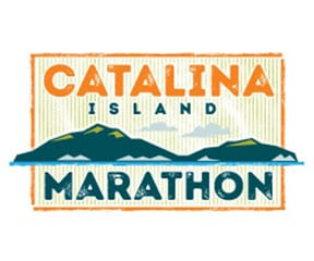 Catalina Island Marathon logo on RaceRaves