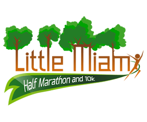 Little Miami Half Marathon & 10K logo on RaceRaves
