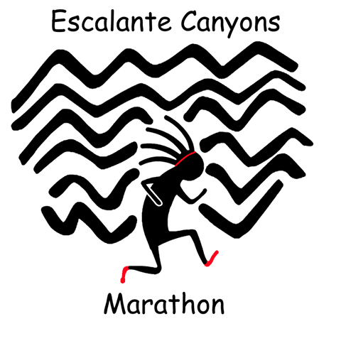 Escalante Canyons Marathon logo on RaceRaves