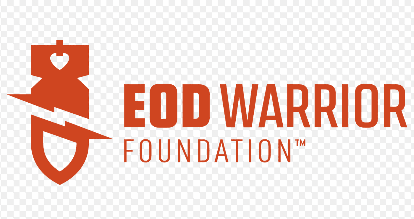 EOD Warrior Holiday Dash Marathon logo on RaceRaves