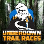 Underdown Trail Races logo on RaceRaves