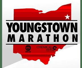 Youngstown Marathon logo on RaceRaves