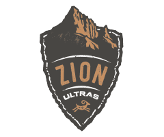 Zion Ultras logo on RaceRaves