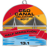C&D Canal Half Marathon (Run The Canal) logo on RaceRaves