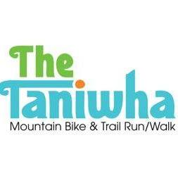 The Taniwha Mountain Bike & Trail Run logo on RaceRaves