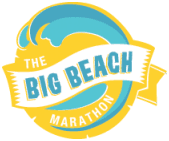 Big Beach Marathon logo on RaceRaves