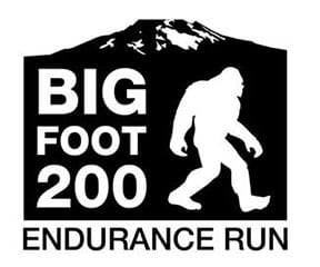 Bigfoot Endurance Runs logo on RaceRaves