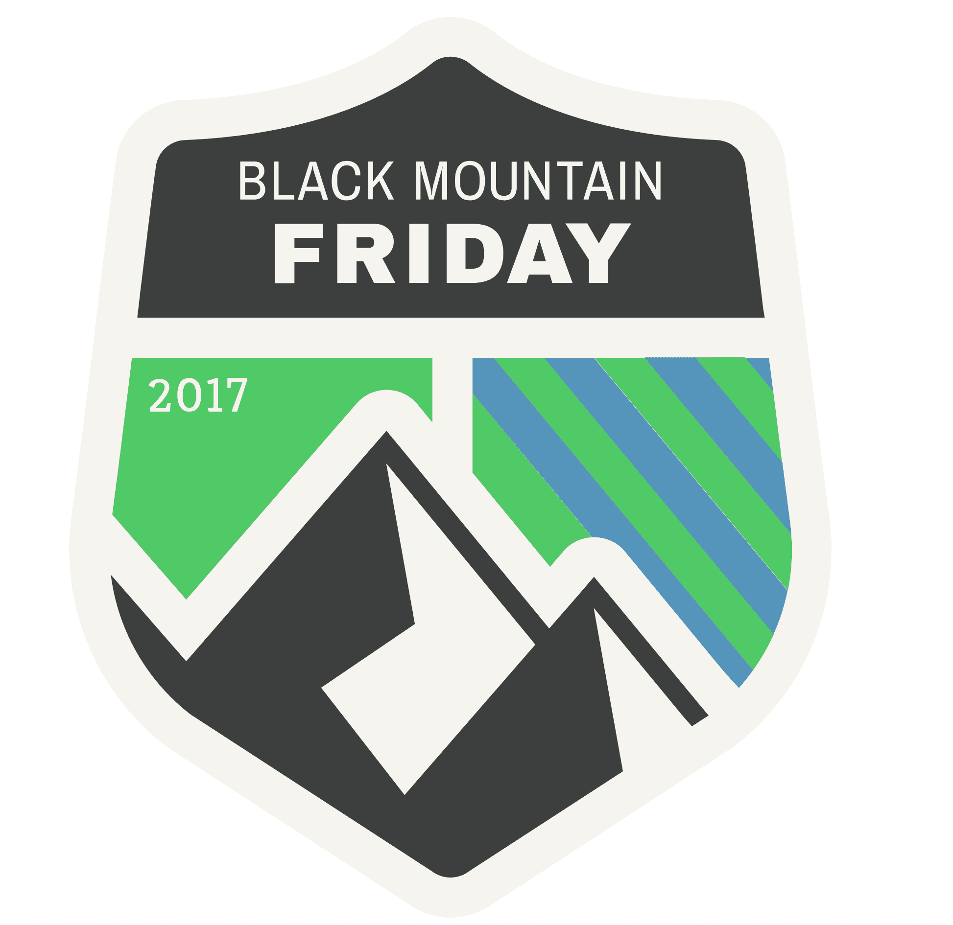 Black Mountain Friday logo on RaceRaves