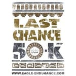 Last Chance 50K Trail Run logo on RaceRaves