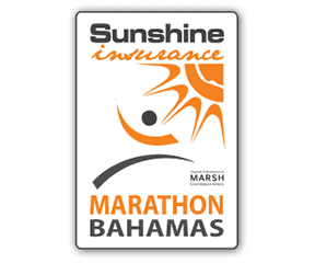Marathon Bahamas Race Weekend logo on RaceRaves