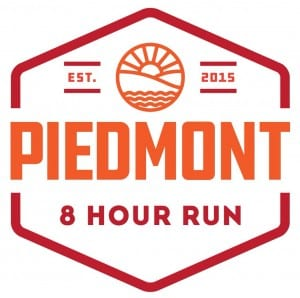 Piedmont 8 Hour Run logo on RaceRaves
