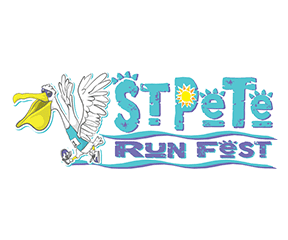 St. Pete Run Fest logo on RaceRaves