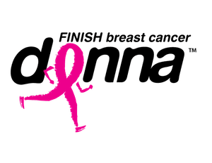 DONNA Marathon Weekend logo on RaceRaves