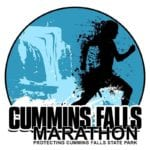 Cummins Falls Marathon logo on RaceRaves