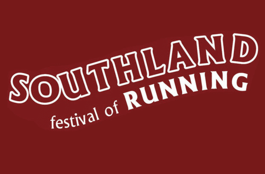 Southland Festival of Running logo on RaceRaves