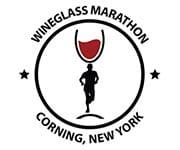 Wineglass Marathon logo