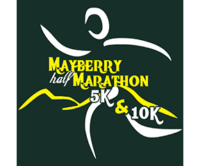 Mayberry Half Marathon logo on RaceRaves