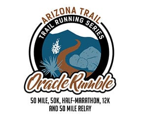 AZT Oracle Rumble logo on RaceRaves