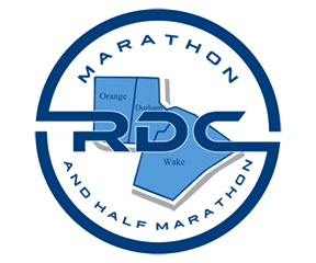 RDC Marathon and Half Marathon logo on RaceRaves