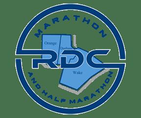 RDC Marathon and Half Marathon logo on RaceRaves