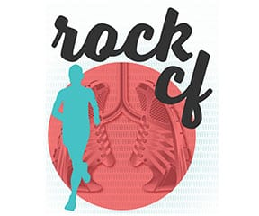 Rock CF Rivers Half Marathon logo on RaceRaves