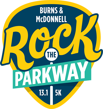 Rock the Parkway Half Marathon logo on RaceRaves