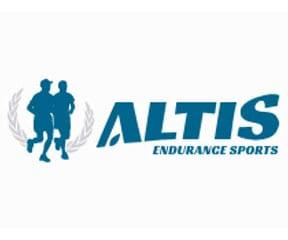 Cross County Trail Marathon and Half Marathon logo on RaceRaves