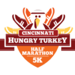 Cincinnati Hungry Turkey Half Marathon & 5K logo on RaceRaves