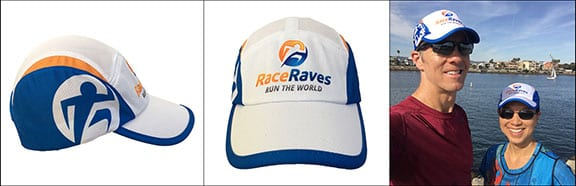 RaceRaves race hat